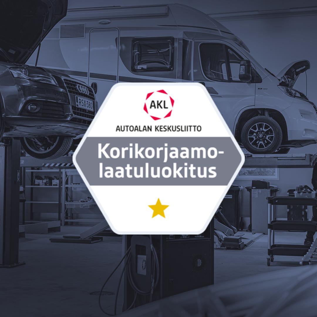 Franks Måleri | AKL verkstadsklassificering